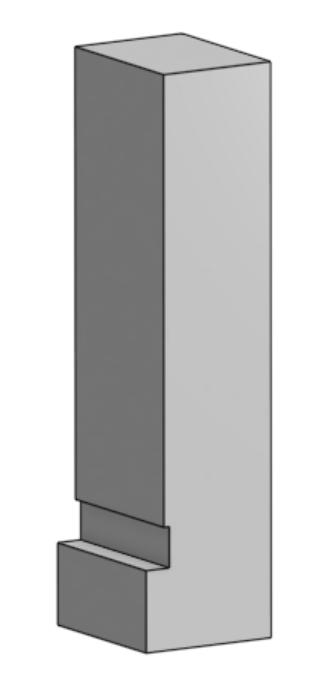 ブロックコアピン