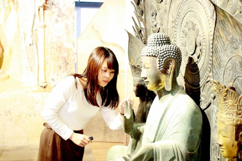 失われる文化財を再現した「クローン文化財」 3Dデータと人の手で行う、東京藝大のものづくり