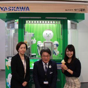 人とロボットが共に協力し合う社会へ 産業用ロボットメーカー、安川電機はメカトロニクスで世界を変える