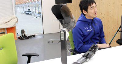 Xiborg編 アスリート用義足の仮説検証に、チームで挑む。2020年に向けた義足製作プロジェクト