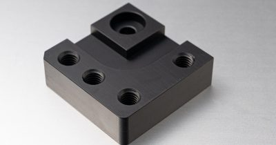 【表面処理追加】光学機器の表面処理で大人気の「黒アルマイト つや消し」が登場