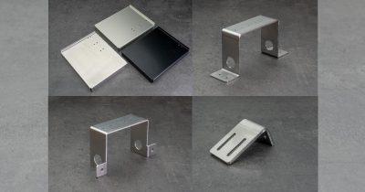 【板厚追加】板金部品_人気のステンレス材、アルミ材で板厚0.8mm/1.6mm/2.5mm/6.0mmを追加!